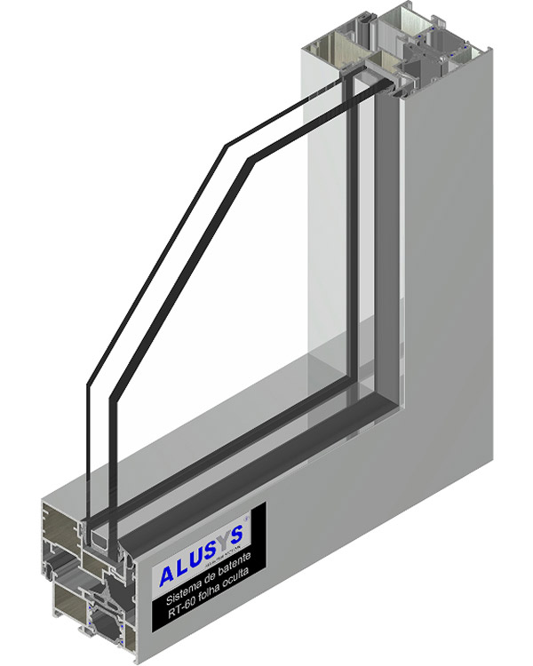 Simar-Fabricante-Aluminio-Portas-PVC--Aluminio-Sistema-Batente-RT-60 Folha Oculta