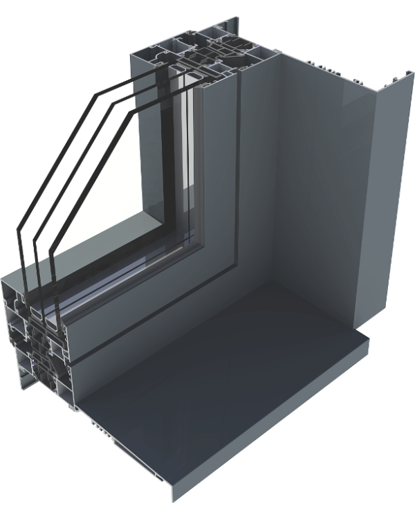 Sistema de Batente RTA-Advance – Simar – Fabricante Janelas, Portas, Alumínio, PVC