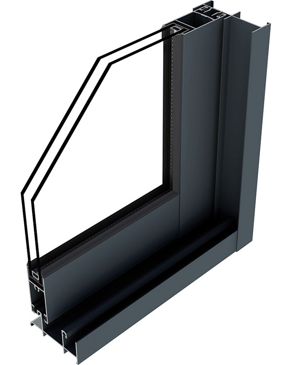 Simar-Fabricante-Aluminio-Portas-PVC--Aluminio- Sistema de Correr SL-70