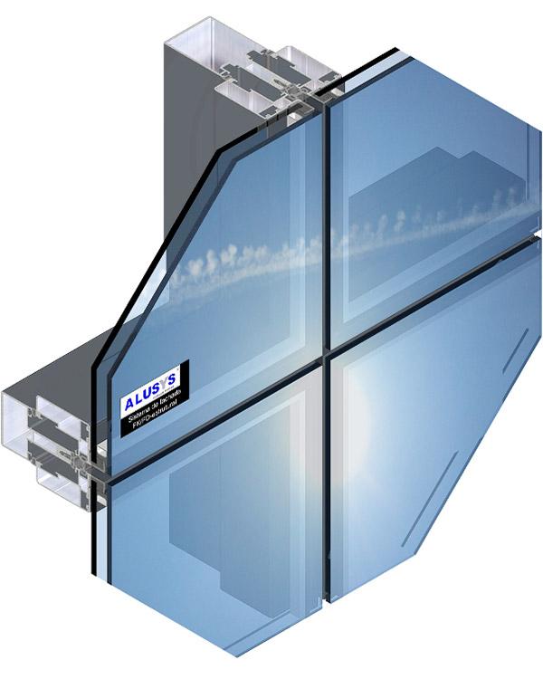 Simar-Fabricante-Aluminio-Portas-PVC--Aluminio- Sistema de Fachadas FK/FD Estrutural – VEC