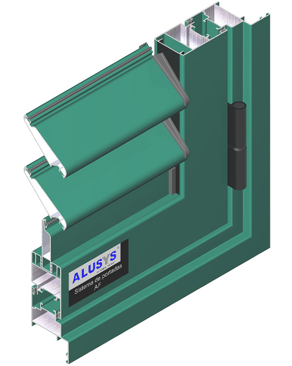 Simar-Fabricante-Aluminio-Portas-PVC--Aluminio- Sistema de Portadas AF