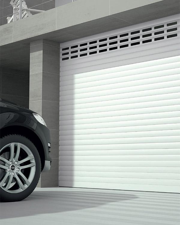 Simar-Fabricante-Aluminio-Portas-PVC--Aluminio- Sistema de Portões de Garagem e Grades