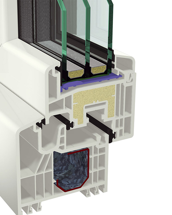 IKD Isolamento Intensivo Interno, PVC – Simar Fabricante – Portas, Janelas, PVC, Aluminio